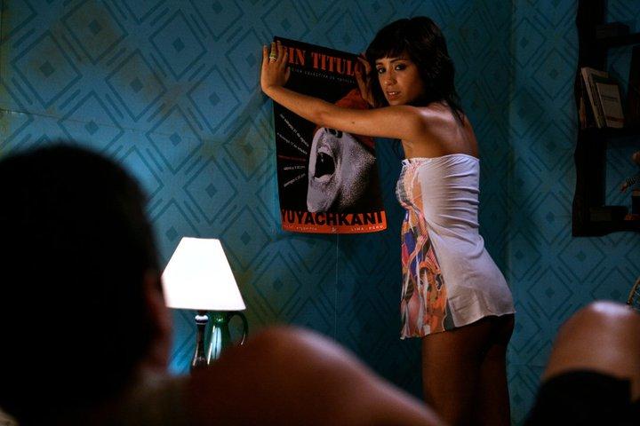 Sofia Humala Nude and Sex «Cielo OScuro»